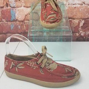 09d9a057f06 Vans The Original Surf Siders Shoe Mens Size 6